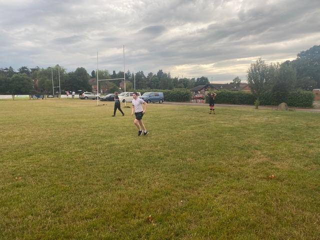 U16's trial RFU return to rugby fitness programme