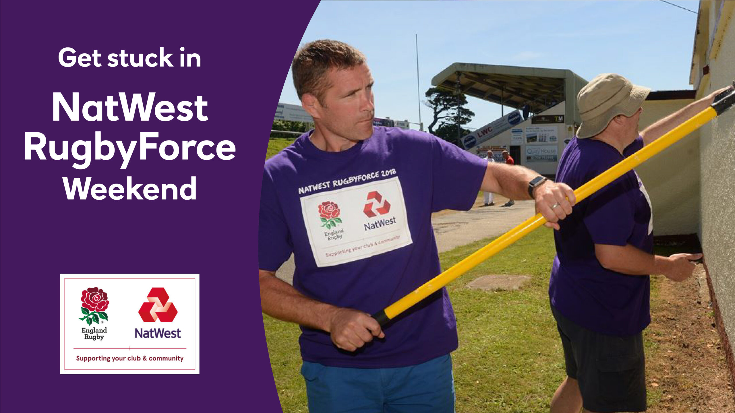 NatWest and England RFU Rugby Force