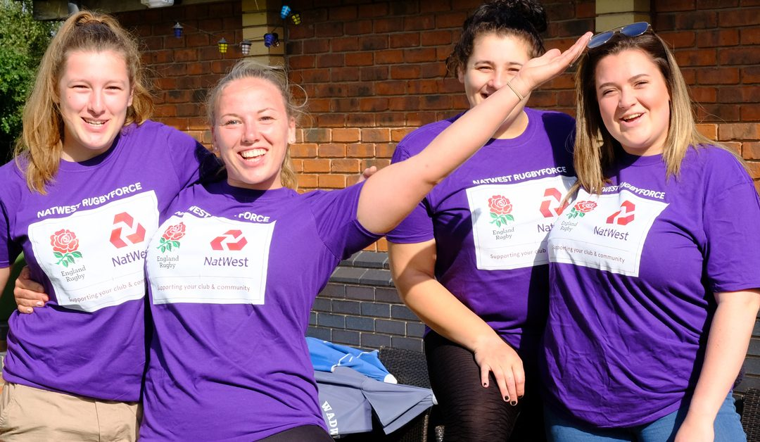 Club all ready for season following NatWest Rugby Force Weekend