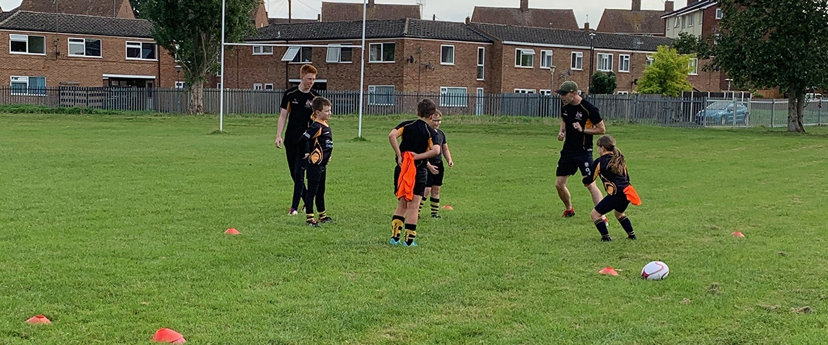 New Season kicks off / Recruiting for Under 9 squad