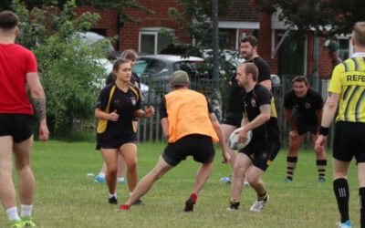 Inter club touch tournament